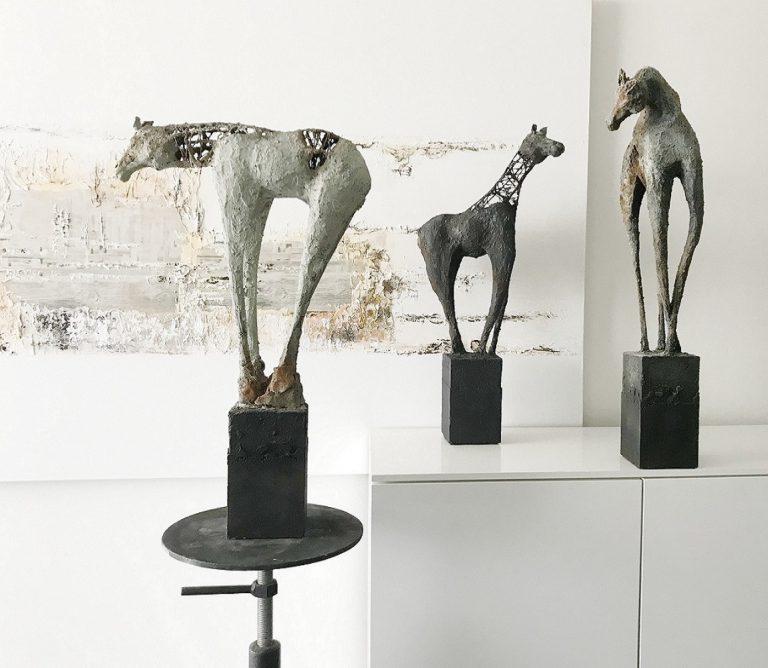Paarden - ARTFROMILSE