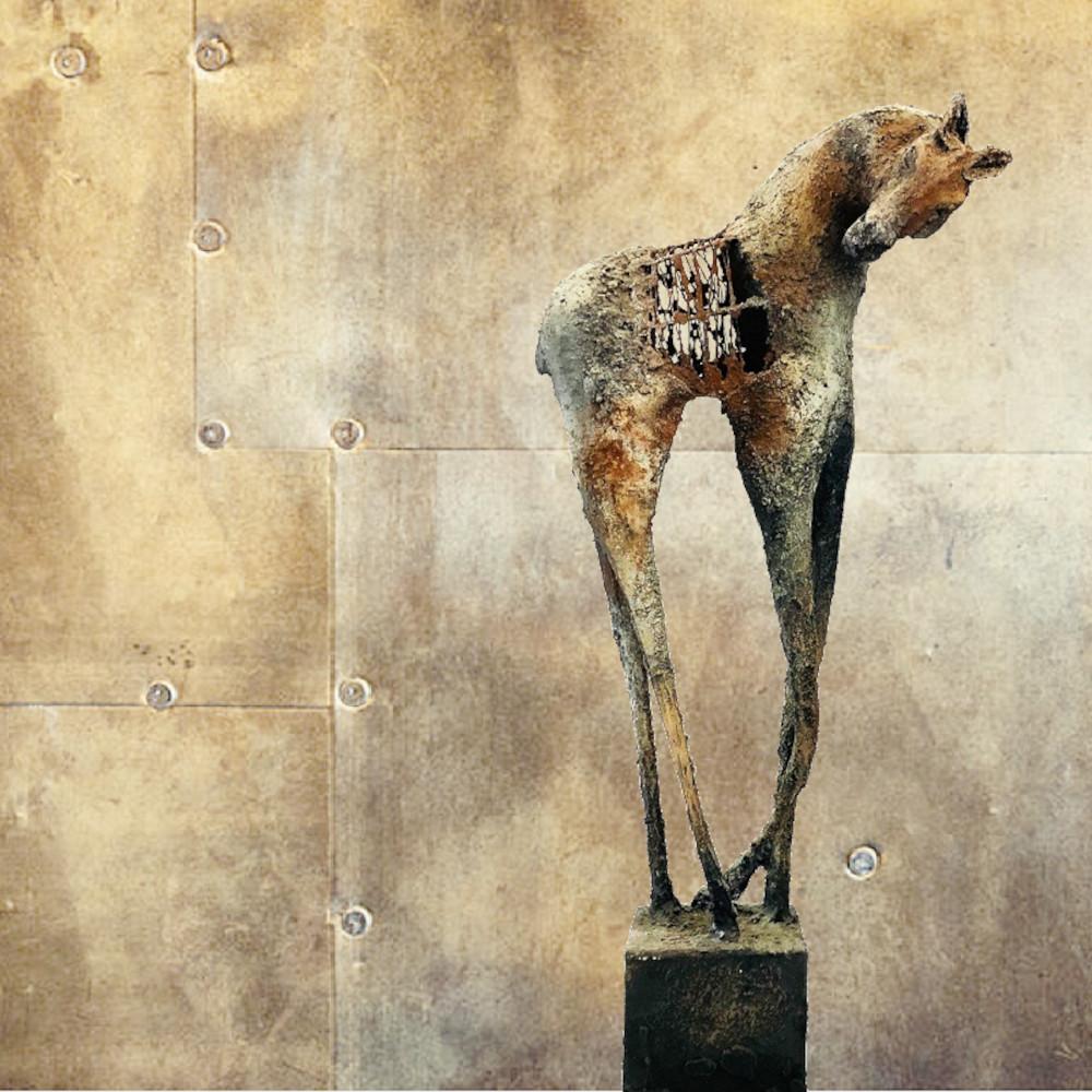 Paard 1 - ARTFROMILSE